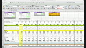 Excel Spreadsheet Tutorials Multi Family Analysis U2013 Spreadsheet Tutorial U2013 Youtube With Real