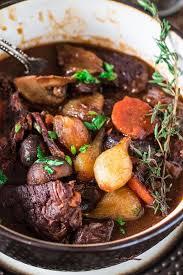 cuisiner un boeuf bourguignon boeuf bourguignon recipe wines and stew