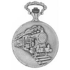 gents 48mm pewter antique rhodium plated