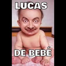 Lucas Meme - lucas de beb礬 memes en quebolu