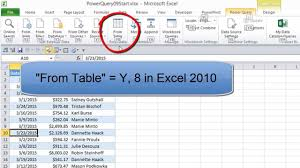 excel power query 09 merge multiple worksheets in workbook to