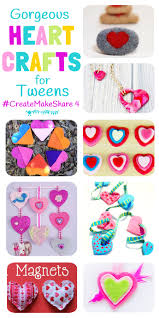 heart crafts for tweens kids craft room