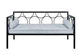 Back Of Couch Clipart Amazon Com Dhp Rebecca Twin Size Daybed With Metal Frame Black