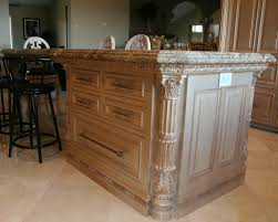ornate kitchen cabinets island cabinet lantz custom