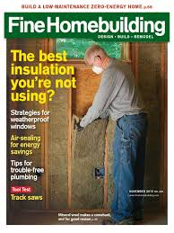 fine home building fine homebuilding november 2015 sanitary sewer water heating