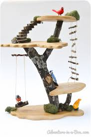 diy project how to make a tree house