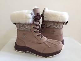 s ugg australia adirondack boots ugg adirondack iii snake dusk waterproof boot us 6 5 eu 37 5