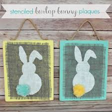 Easter Bunny Decorations Make by 15 Easter Decor Crafts The Craftiest Couple