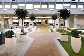 Indoor Garden Design by Office Garden Design