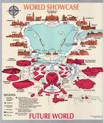 Maps Of Disney World by Epcot Center Tickets U0026 Maps Disney Tourist Blog