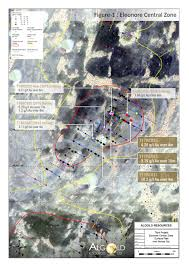 algold eleonore mineralization extended to 150 meters at depth