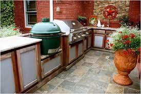 aussenk che mauern beautiful outdoor küche edelstahl photos house design ideas