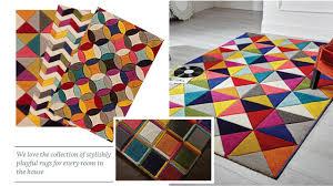 halloween rug competition spectrum limbo multicoloured rug