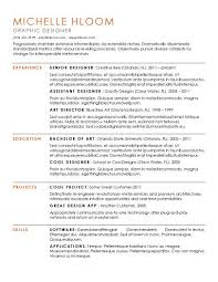 Resume Template Odt 15 Modern Design Resume Templates You Can Use Today
