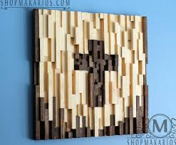 Reclaimed Barn Wood Art Wood Tile Cross Reclaimed Wood Art Wood Art And Woods