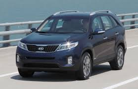 facelifted kia sorento comes with u0027completely new platform