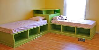 interesting corner bed plans and ana white corner unit for the
