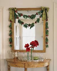 Banister Garland Ideas Christmas Decorating Ideas Martha Stewart