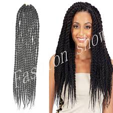 types of braiding hair weave havana mambo twist crochet hair 22inch1b100g extensions braiding