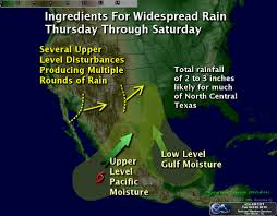 Fort Worth Texas Map Rain Dfw Weather News And Blog