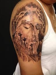 20 holy jesus tattoos jesus and tattoos