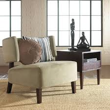 Wooden Arm Chairs Living Room Living Room A Green Living Room Comfortable Accent Chairs With