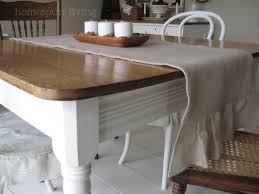 beautiful dining room table runners 71 within home decoration