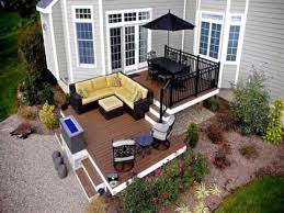 cheap easy installation flooring for our patio ideas