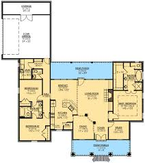 acadian floor plans acadian house plan with open floor plan 56397sm architectural
