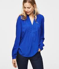 long sleeve shirts u0026 blouses loft