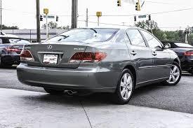 2005 lexus es330 sedan 2005 lexus es 330 stock 059240 for sale near marietta ga ga