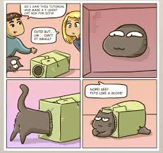 Cartoon Cat Memes - 170 best comics images on pinterest awkward meme cartoon art