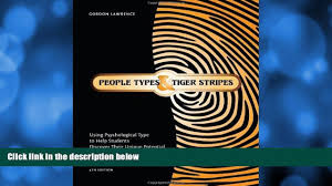 buy now people types and tiger stripes using psychological type