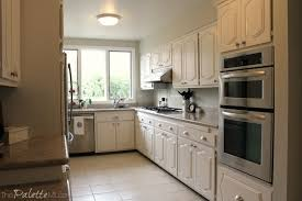 What Is The Best Way To Paint Kitchen Cabinets White The Best Way To Paint Kitchen Cabinets The Palette Muse