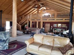 canyon springs log homes inc darby montana log cabin
