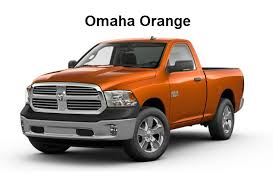 dodge truck options 2017 ram 1500 truck exterior paint color options