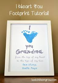baby footprint ideas baby crafts ye craft ideas