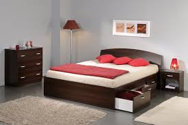 chambre à coucher adulte chambre coucher lit accueil design et mobilier