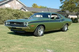 1970 71 dodge challenger for sale 1971 dodge hemi challenger for 395 000