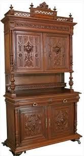 antique victorian 1880 039 s tiger quarter sawn carved oak