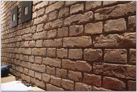 Exposed Brick Wall Fake Exposed Brick Wall Tiles Tiles Home Design Ideas Xk7rowzj8r