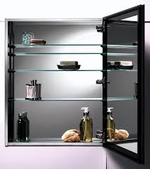 Bathroom Mirror Cabinet Full Length Bathroom Mirror Cabinet Edgarpoe Net