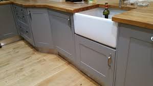Farrow And Ball Kitchen Cabinets by F U0026b Mole U0027s Breath No 276 Spraying Kitchen Doors In 10 Sheen