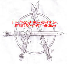 gary u0027s greetings sons of anarchy tattoo design