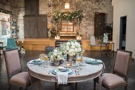 Romantic Industrial Aqua and Grey Wedding Ideas