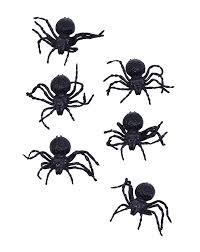 8 x halloween stretchy spiders favours loot fillers trick treats