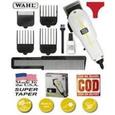 Jual Alat Cukur Rambut wahl alat cukur rambut icon professional corded clipper v9000 hitam