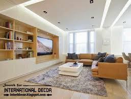 This Is  Modern Pop False Ceiling Designs Ideas  For Living - Modern living room ceiling design