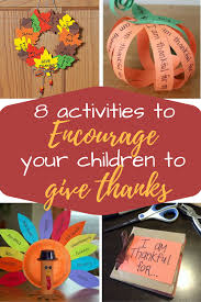 kids thanksgiving day crafts