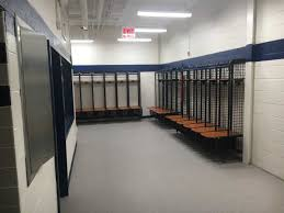 indian hills boy u0027s locker room renovation project completed